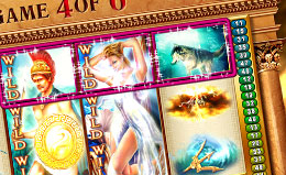 Treasures of Olympus